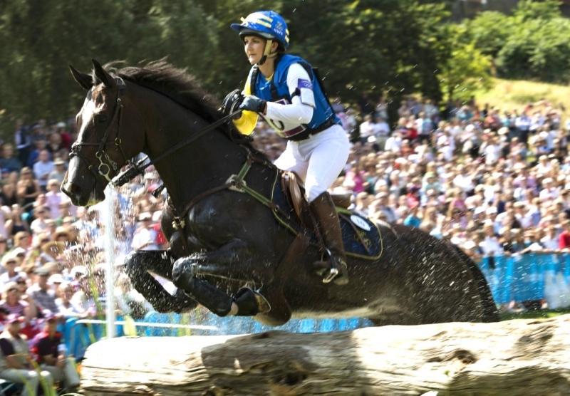 Aramis Champion du Suede CCE Jeune Chevaux