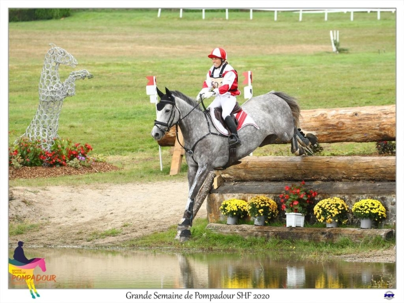 <b>Eventing du Fait Mondial Lion d'Anger</b>          Photo PSV