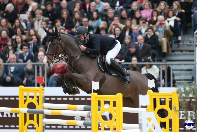 Record d'Oreal par Cartier CSI5*  photo Sportfot