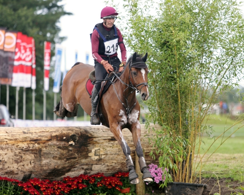 Hopper Ten Hansel par Cartier CCI3* Photo Eventing photos