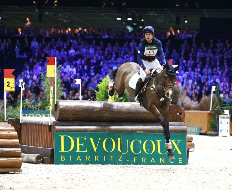 Alcatraz par Cartier Vainqueur CCI3* Derby Cross Paris et Derby Cross CCI3* New York